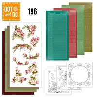 Dot & Do 196 Romantische rozen