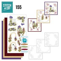 Stitch & Do 155 Prachtige tuinen