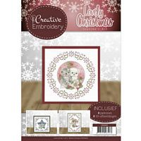 Creative Embroidery CD10005 Lovely Christmas