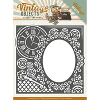 DieYvonne creations YCD10132 Vintage Objects